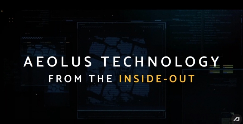 Aeolus Tyres Technology From The Inside-Out